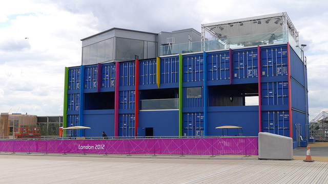BBC Olympic Studios