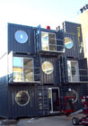 Tower hamlets container classrooms